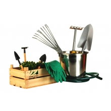 Garden tools and winter inventory